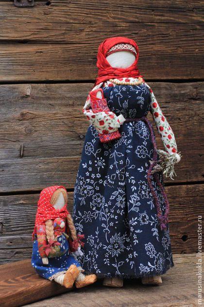 "Народные куклы ручной работы. Ярмарка Мастеров - ручная работа Кукла ""Мамушка"". Handmade."