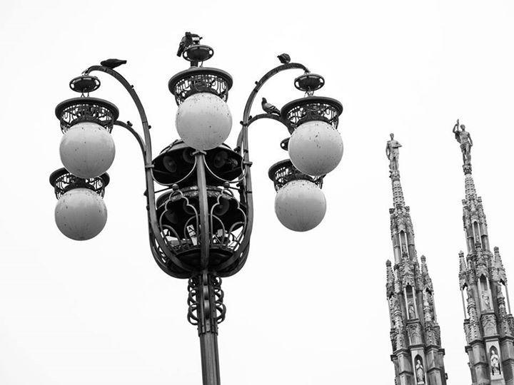 Buongiorno #Milano Foto di Angelo Scuteri #milanodavedere Milano da Vedere