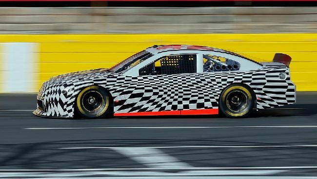 NASCAR drivers have plenty of questions about 2013 Sprint Cup car after two-day test - NASCAR - Sporting News