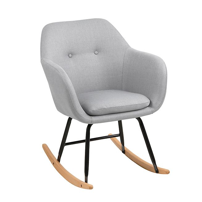 25 best ideas about fauteuil bascule on pinterest for Chaise eames bascule