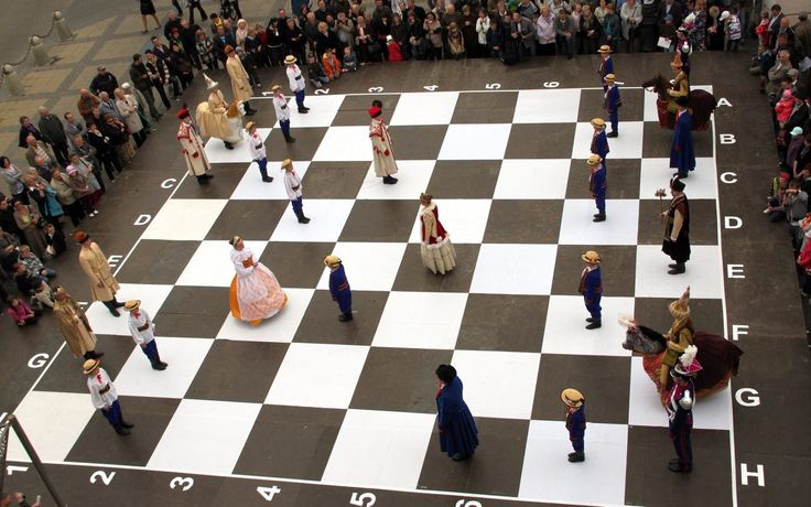 Życie jest jak szachy...