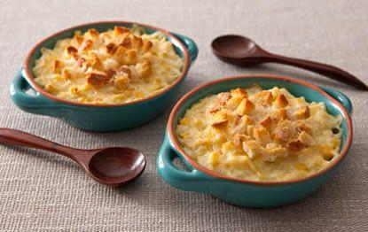 Jazzy Macaroni Cheese