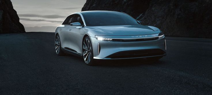 Lucid Motors announces aggressive $60,000 base price for its luxury all-electric sedan: Lucid Air with 240 miles of range