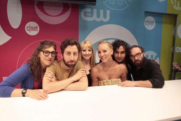 Comic-Con 2012 Photos: The Big Bang Theory on CBS.com