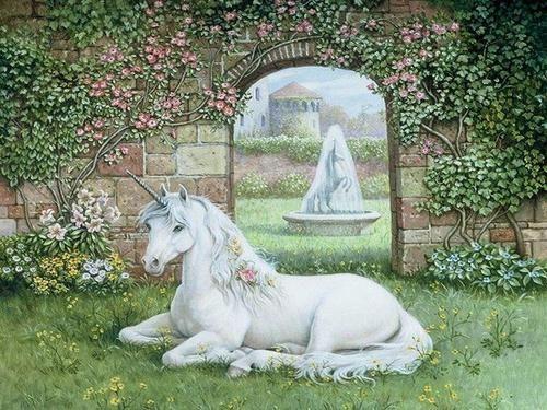 Unicorns images Fantasy unicorn HD wallpaper and background photos ...