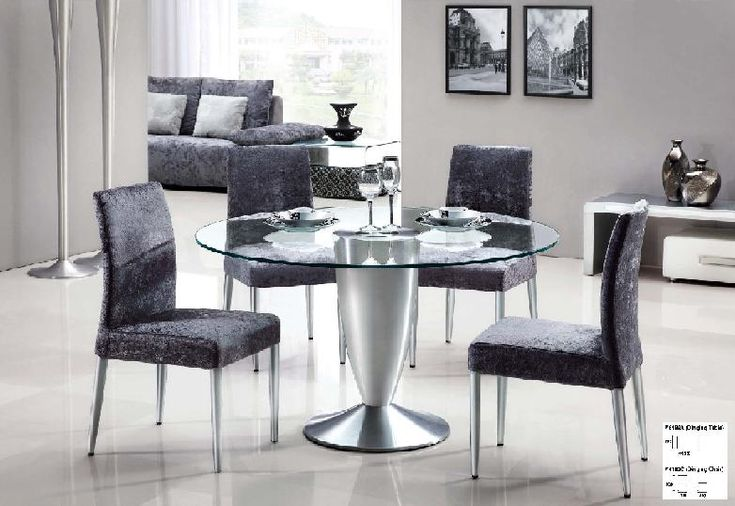 1000 ideas about Glass Round Dining Table on Pinterest  : 614d6bdcbfbc4616d45febc1c74f7fb2 from www.pinterest.com size 736 x 506 jpeg 61kB