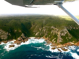 South African coast, between Plettenberg Bay and Knysna