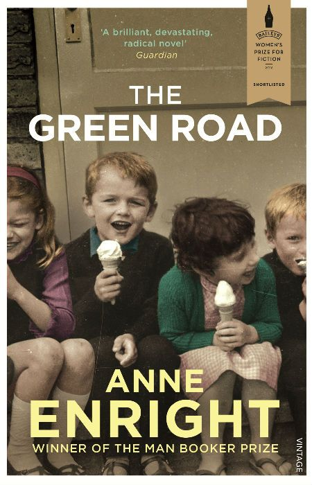 On 3rd day of Christmas ... I read The Green Road by Anne Enright