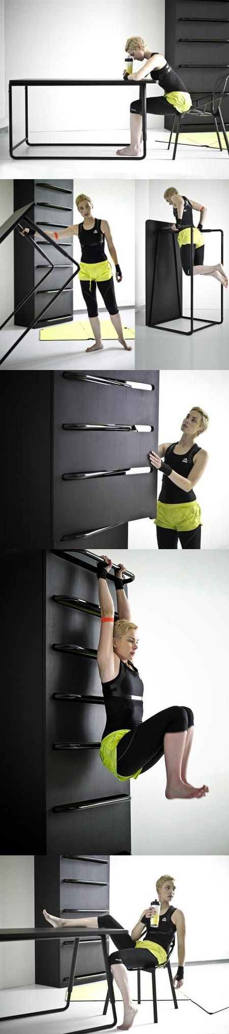 Cool home gym #fitness #house Sports & Outdoors - Sports & Fitness - home gym - amzn.to/2jsMKm8 Home Gyms http://amzn.to/2l56zQc