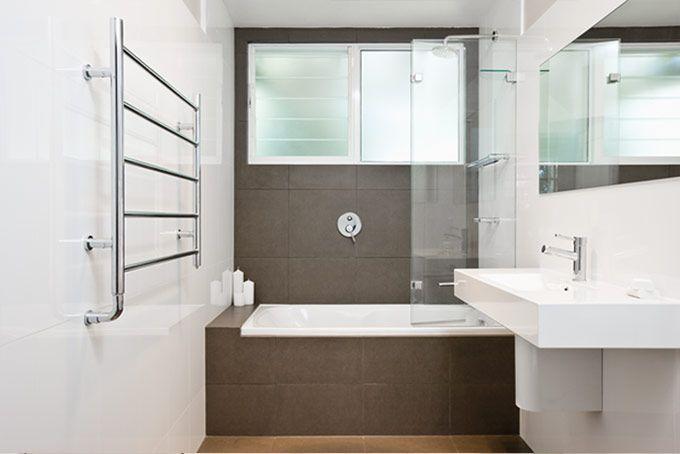 small bathroom renovations small