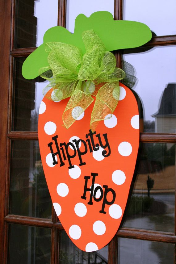 I could so make this... Another Easter project to think about :-)