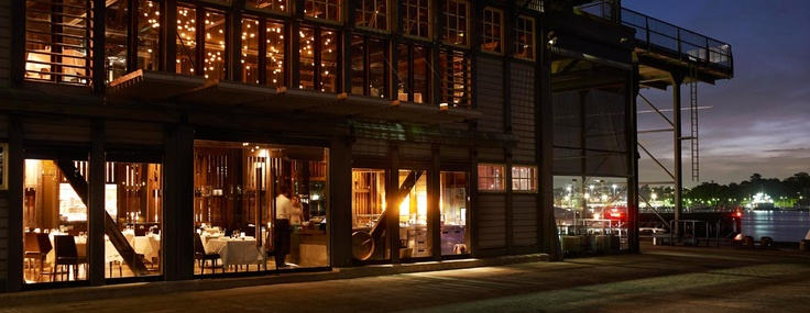 Flying Fish - Sydney's Premier Fine Dining Waterfront Seafood Restaurant