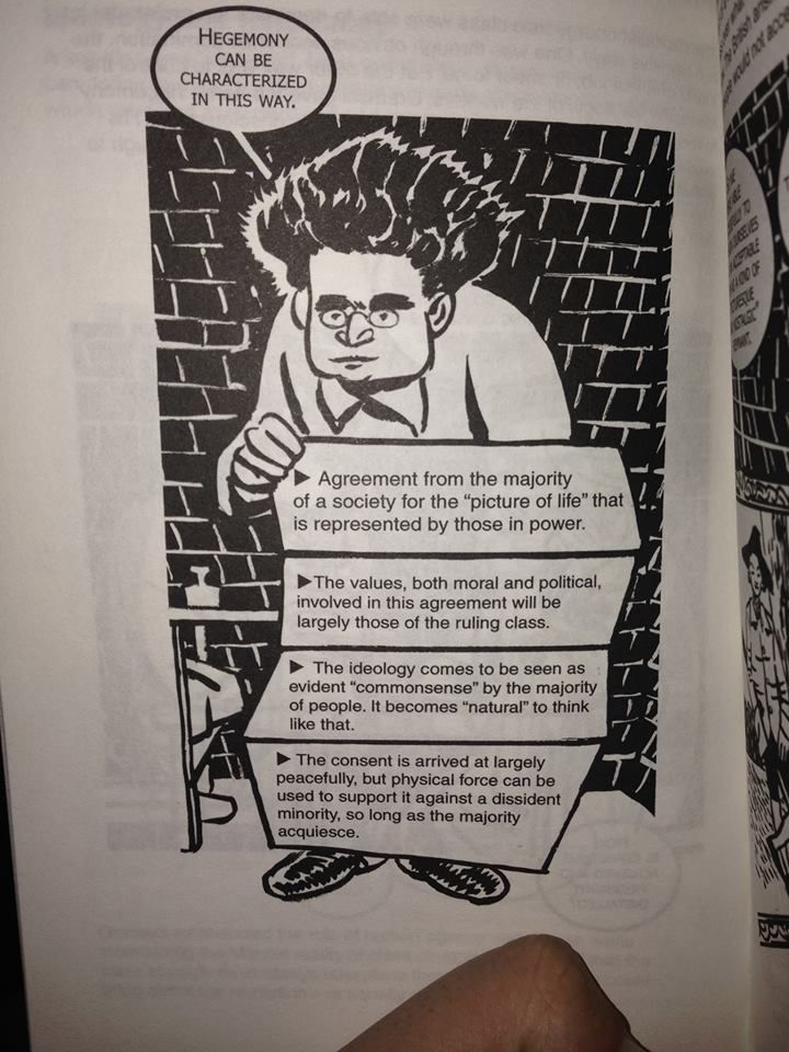 an analysis of gramscis concept of critical understanding The italian marxist antonio gramsci wrote his prison notebooks from 1926 to  1937  theory use his analysis of hegemony today, for example, often divorced  from  many of marx's writings are difficult because of the subject matter or  antiquated concepts that are hard for a modern reader to understand  critical  thinking.