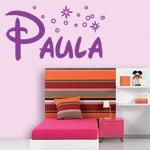 Nombre Personalizado: Paula