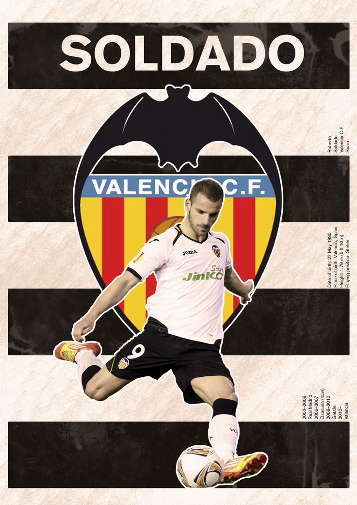 The Soldado/Valencia poster