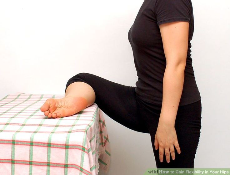 4 Ways to Gain Flexibility in Your Hips - wikiHow