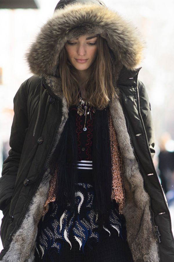 9 Winter-Ready Parkas To Beat The Chill | The Zoe Report