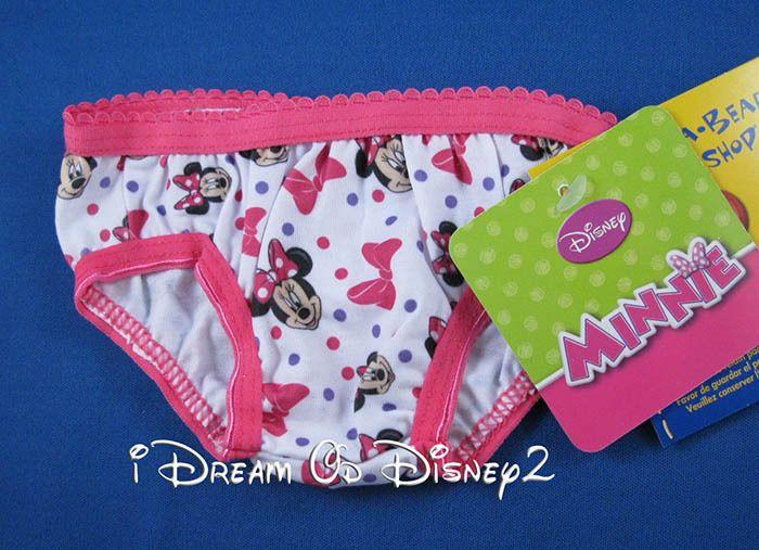 Build A Bear Underwear Minnie