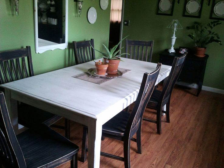 This Is My Favorite Kitchen Table Redo DIY Projects Some Day