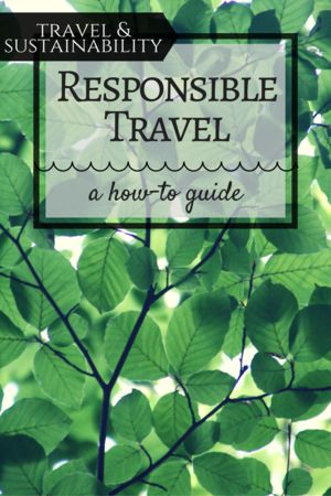 Travel Sustainability is a three-headed animal: environment, social, and economy.