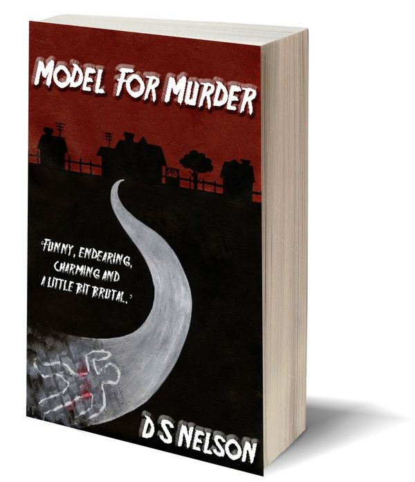 my Review of Model For Murder ebook. a brilliant read!