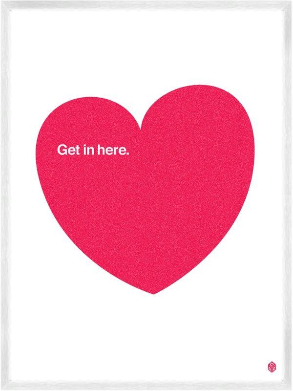 get in my heart.