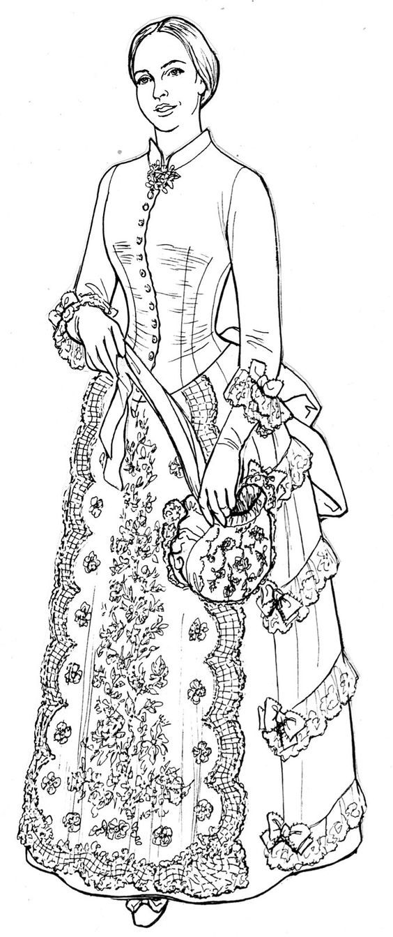 1963 best Colorir moda images on Pinterest | Coloring ...