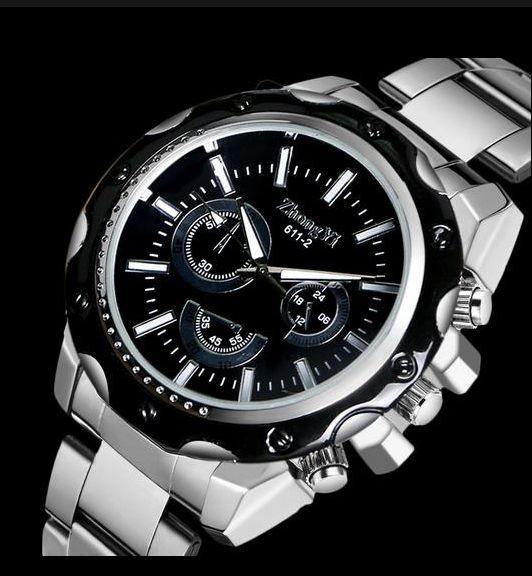 Fashion Men Quartz Watches Outdoor Cool Sport Wristwatch