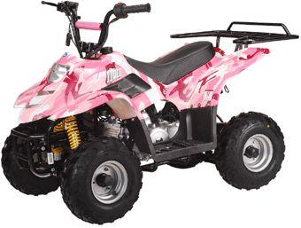 New TaoTao Small 110cc Kids ATV for Beginners * ATA110-B1 * M.S.R.P. $1300.00