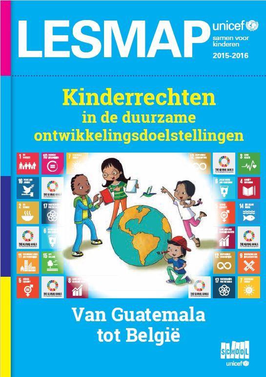 Op de site van Unicef staat heel wat educatief materiaal (om eventueel te integreren in de lessen). Je kan er materiaal downloaden over kinderrechten, kinderarbeid, kindsoldaten... De publicaties op deze site staan in pdf. Een papieren versie kan aangevraagd worden via de site.
