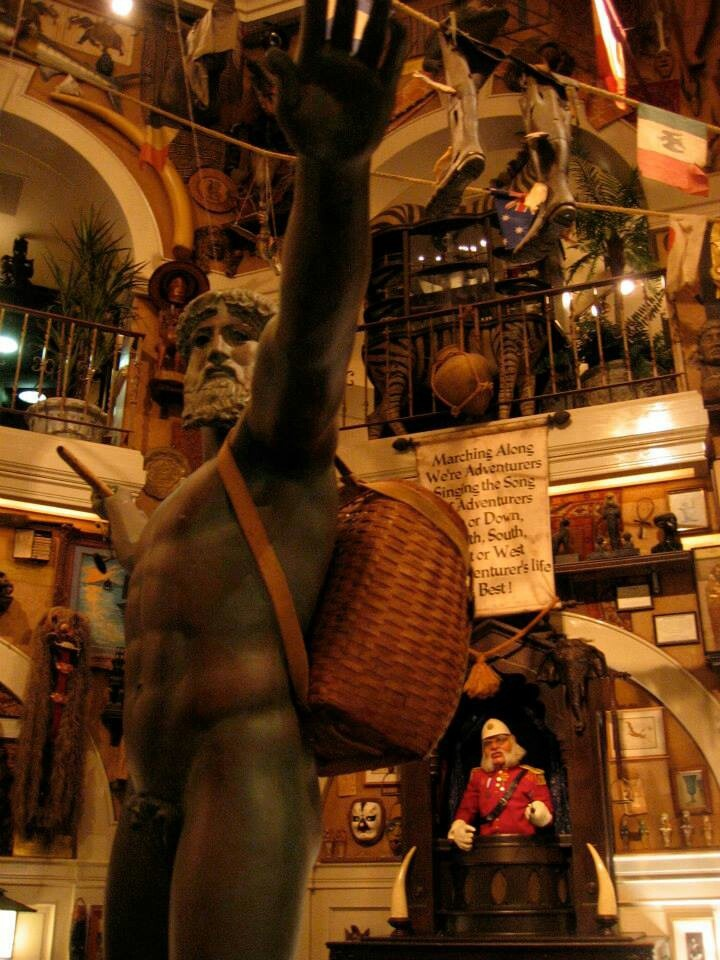 17 Best Images About Adventurers Club On Pinterest 2nd