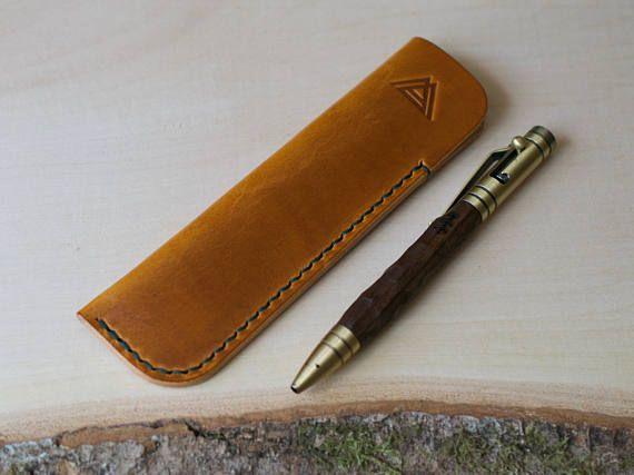 Leather Pen Case Fountain Pen Case Pen Case Leather Pen