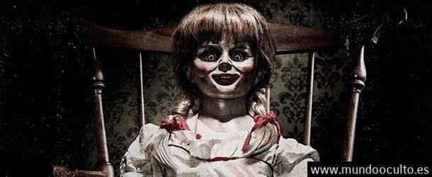 Revelan fenómenos paranormales durante el rodaje de la película Annabelle