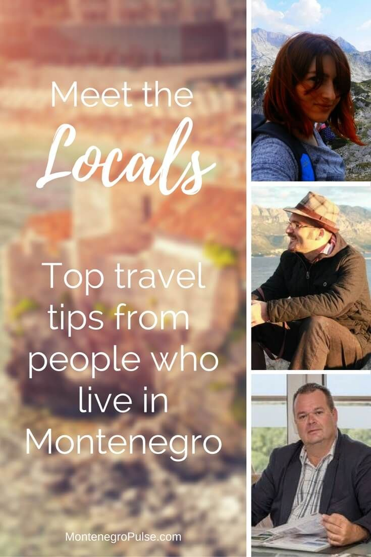 The Best of Montenegro according to the locals who live there! Insider tips and hidden gems by those who know the country best.