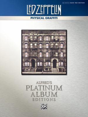 Led Zeppelin: Physical Graffiti book by Led Zeppelin