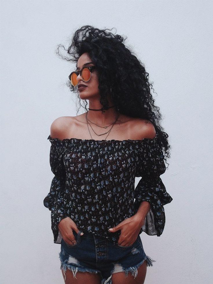 Finíssimas Fashion: Look do dia || Outfit: Ciganinha!