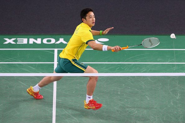 Jeff Tho of Australia. 20th Commonwealth Games: Badminton - Pictures - Zimbio