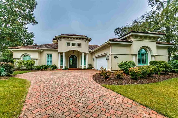 Siena Park Grande Dunes Homes For Sale Myrtle beach