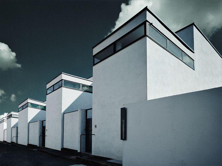 Weissenhof Siedlung photo by Werner Pawlok, Elle ...