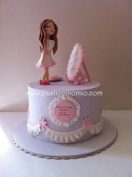 Mirror Cake  Cake by PasticcinoMio