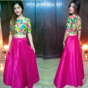 Diwali ootd:)