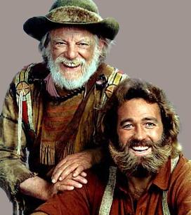 """grizzy adams, """"Der Mann in den Bergen"""" das Titellied 'Maybe' liebe ich immernoch..."""