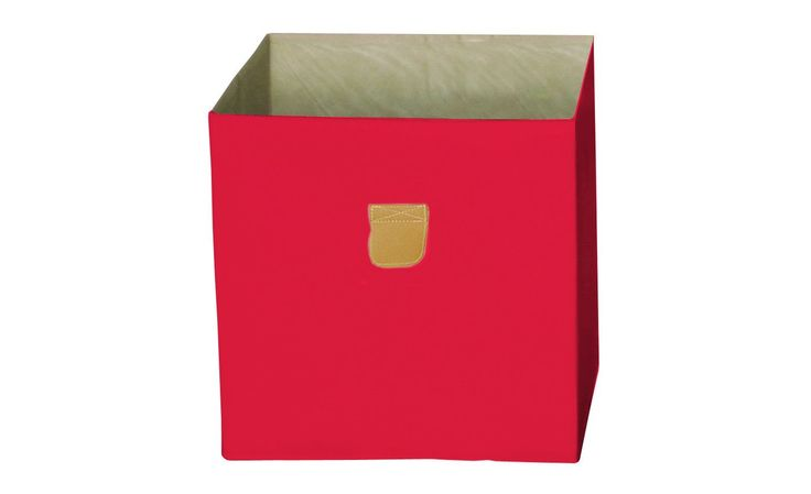 Stor' It - Storage box in canvas material, set of 2, for all shelves of the series: Caro, Prana and Fortuna