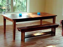 reclaimed wood: Reclaimed Wood Furniture
