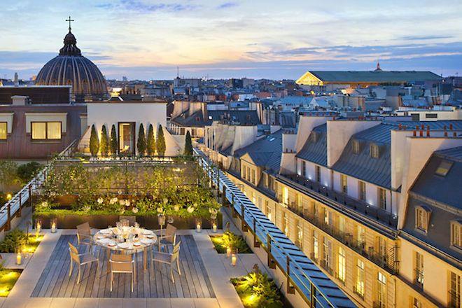 五つ星より上、フランス最高位「パラス」ランクのホテルとは? | Fashionsnap.com | Fashionsnap.com