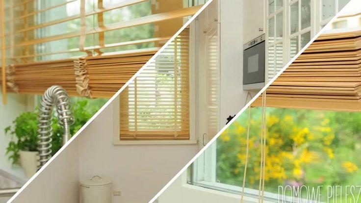 Skrót sesji zdjęciowej żaluzji drewnianych. Zapraszamy do oglądania :)  Domowe Pielesze - Udekoruj swój dom <3