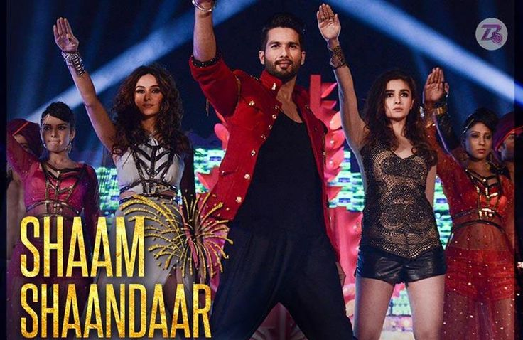 Alia Bhatt and Shahid Kapoor Grooves in the song 'Shaam Shaandaar'