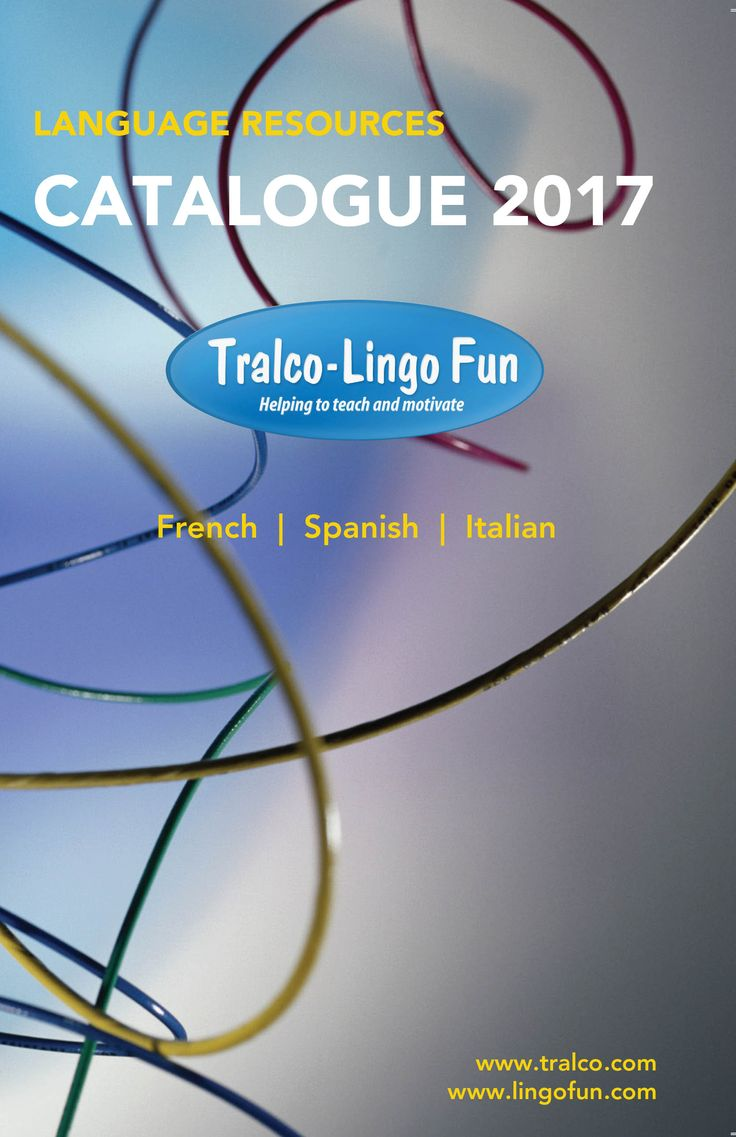 Catalogue Download - Tralco  Educational - Lingo Fun