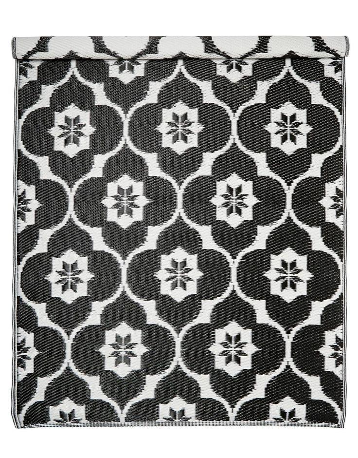 Plastic rug, Indiska