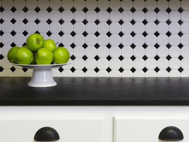 190 best black and white kitchens images on Pinterest Kitchen